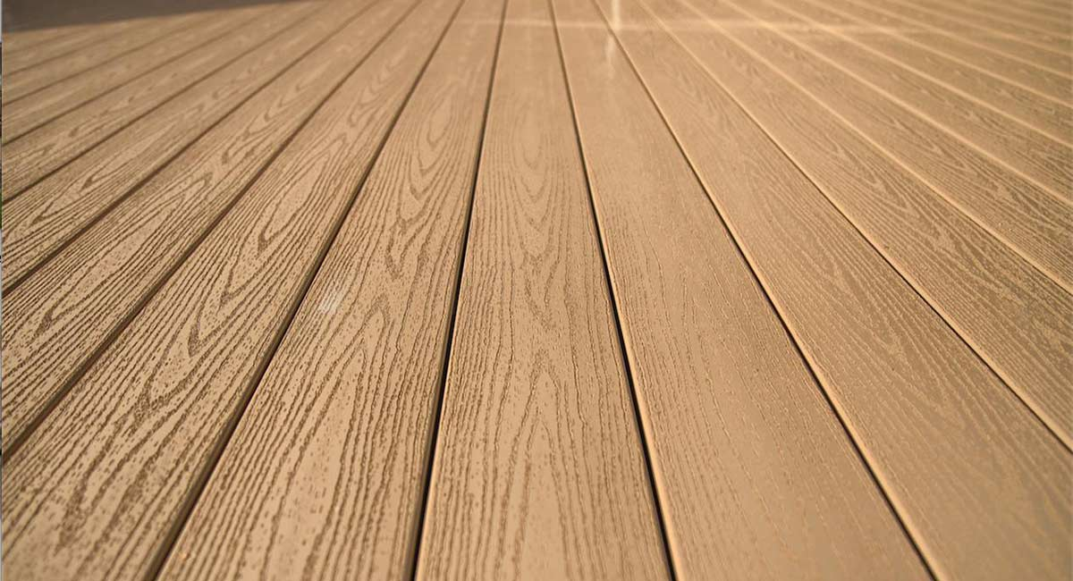 Upvc Decking Fitrite Decking From Lakeland Verandahs